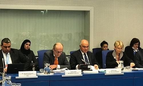 العراق يُنظم حدثاً جانبياً على هامش إجتماع الدول الأطراف لإتفاقية حظر الألغام المُضادة للأفراد